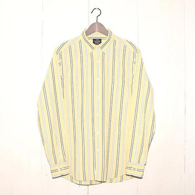 THE INDUSTRY WORKS(ザ・インダストリー・ワークス) | TIW-008 BUTTON DOWN SHIRT