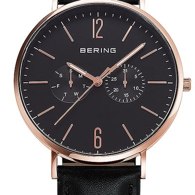 BERING(ベーリング) | Unisex Changes Leather&Mesh 14240-166