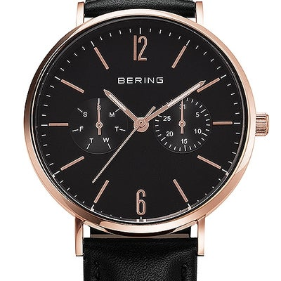 BERING(ベーリング) | Unisex Changes Leather&Mesh 14236-166